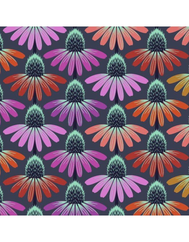 Anna Maria Horner Hindsight, Echinacea Glow in Glow, Fabric Half-Yards PWAH149