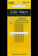 John James, Tapestry Needles size 24