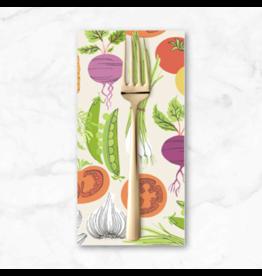 PD's Andover Collection Farm to Fabric, Smorgasbord in Cream, Dinner Napkin