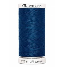 Gutermann Gutermann Thread, 250M-241 Atlantis Blue, Sew-All Polyester All Purpose Thread, 250m/273yds