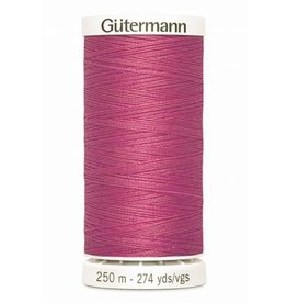 Gutermann Gutermann Thread, 250M-320 Dusty Rose, Sew-All Polyester All Purpose Thread, 250m/273yds