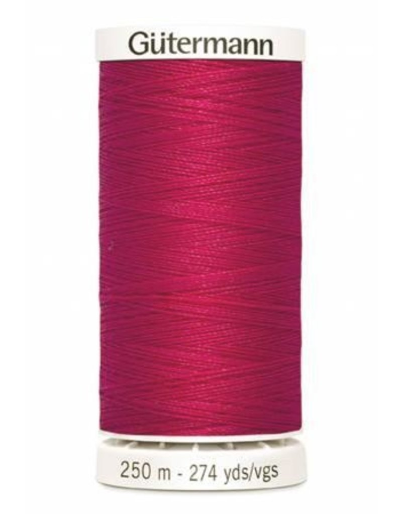 Gutermann Gutermann Thread, 250M-345 Raspberry Pink, Sew-All Polyester All Purpose Thread, 250m/273yds