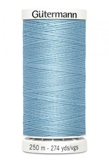 Gutermann Gutermann Thread, 250M-209 Powder Blue, Sew-All Polyester All Purpose Thread, 250m/273yds