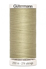 Gutermann Gutermann Thread, 250M-522 Cornstalk, Sew-All Polyester All Purpose Thread, 250m/273yds