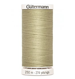 Gutermann Gutermann Thread, 250M-522 Cornstalk, Sew-All Polyester All Purpose Thread, 250m/273yds