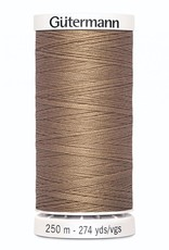 Gutermann Gutermann Thread, 250M-536 Tan, Sew-All Polyester All Purpose Thread, 250m/273yds