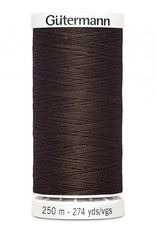 Gutermann Gutermann Thread, 250M-590 Clove, Sew-All Polyester All Purpose Thread, 250m/273yds