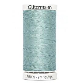 Gutermann Gutermann Thread, 250M-602 Aqua Mist, Sew-All Polyester All Purpose Thread, 250m/273yds