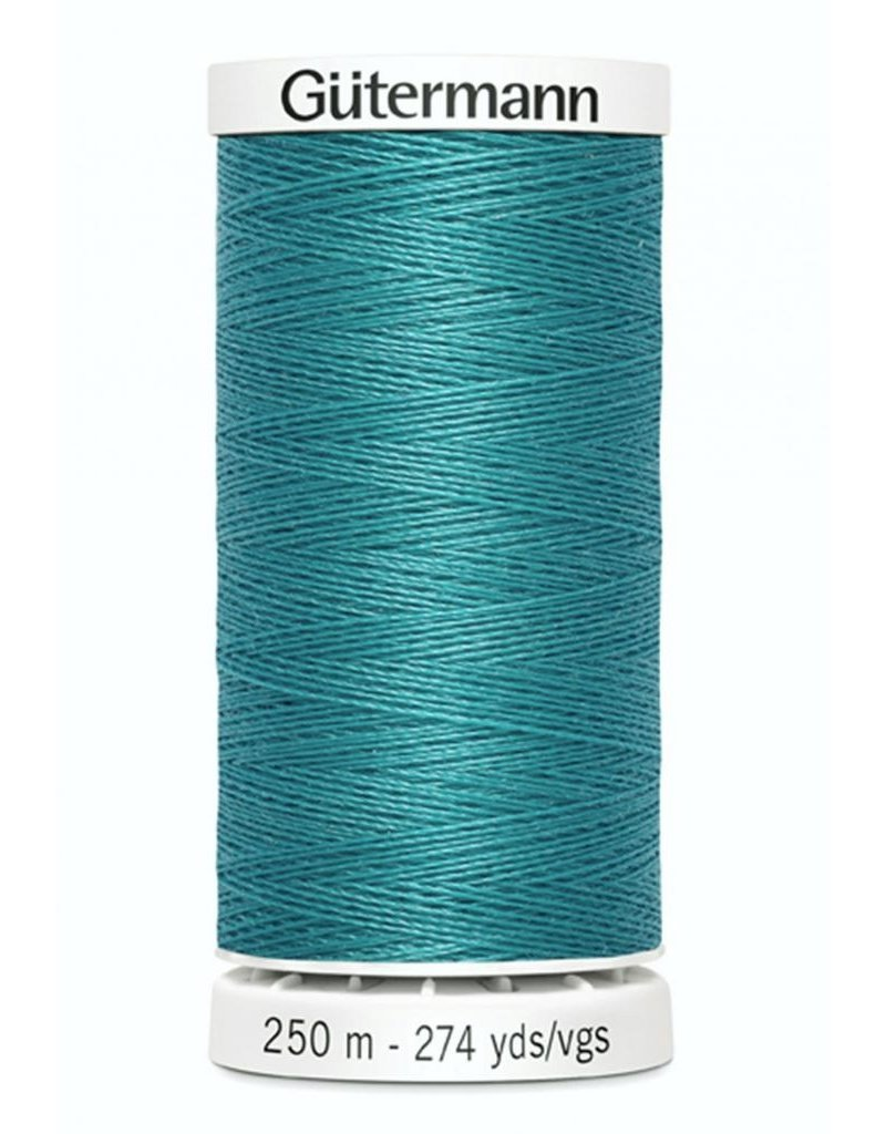 Gutermann Gutermann Thread, 250M-615 River Blue, Sew-All Polyester All Purpose Thread, 250m/273yds