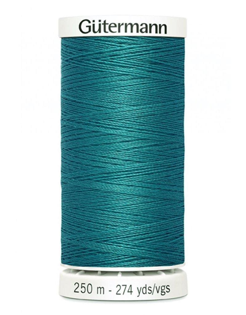 Gutermann Gutermann Thread, 250M-687 Prussian Green, Sew-All Polyester All Purpose Thread, 250m/273yds