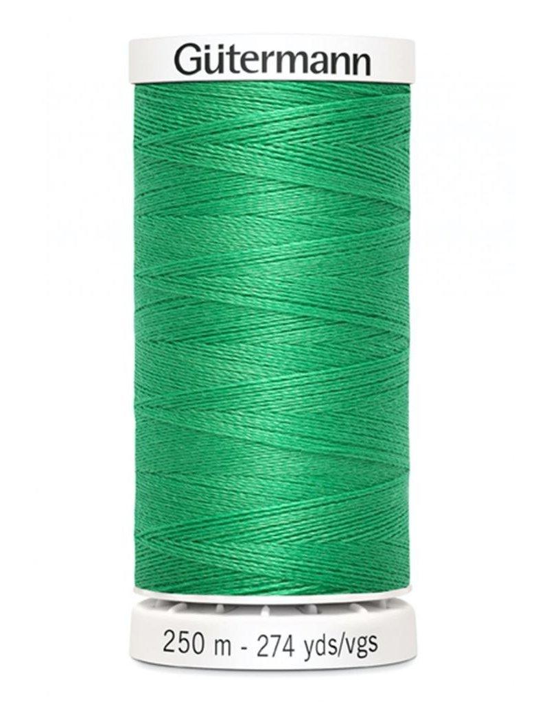 Gutermann Gutermann Thread, 250M-744 Jewel Green, Sew-All Polyester All Purpose Thread, 250m/273yds