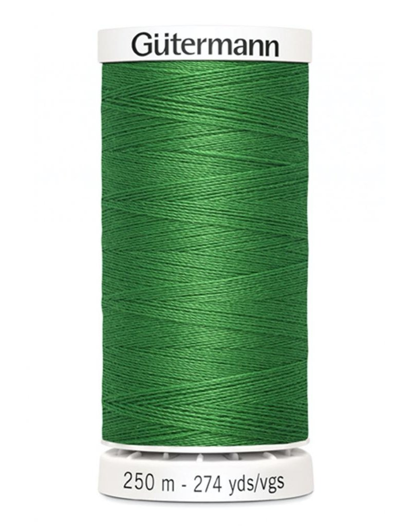 Gutermann Gutermann Thread, 250M-760 Kelly Green, Sew-All Polyester All Purpose Thread, 250m/273yds