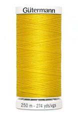 Gutermann Gutermann Thread, 250M-850 Goldenrod, Sew-All Polyester All Purpose Thread, 250m/273yds