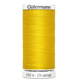 Gutermann Gutermann Thread, 250M-850 Goldenrod, Sew-All Polyester All Purpose Thread, 250m/273yds