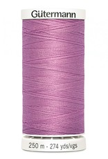 Gutermann Gutermann Thread, 250M-913 Rose Lilac, Sew-All Polyester All Purpose Thread, 250m/273yds