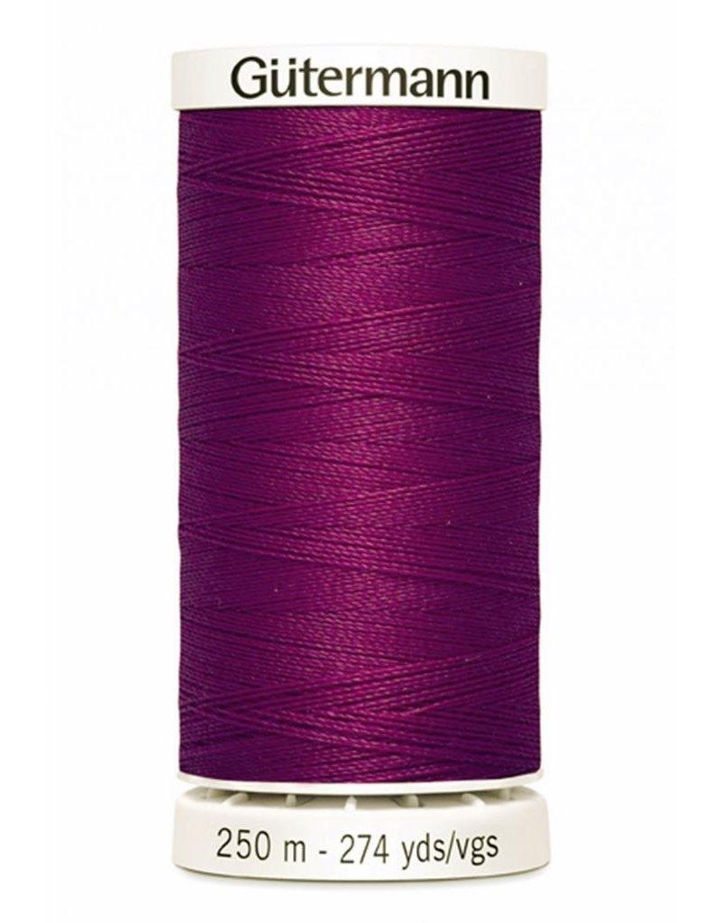 Gutermann Gutermann Thread, 250M-938 Cyclamen, Sew-All Polyester All Purpose Thread, 250m/273yds