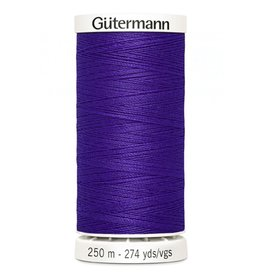 Gutermann Gutermann Thread, 250M-945 Purple, Sew-All Polyester All Purpose Thread, 250m/273yds