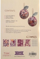 Plum Garden Mini Kit, includes materials to make two Autumn Plums
