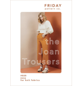 Friday Pattern Company Friday Pattern Co's Joan Trousers Pattern