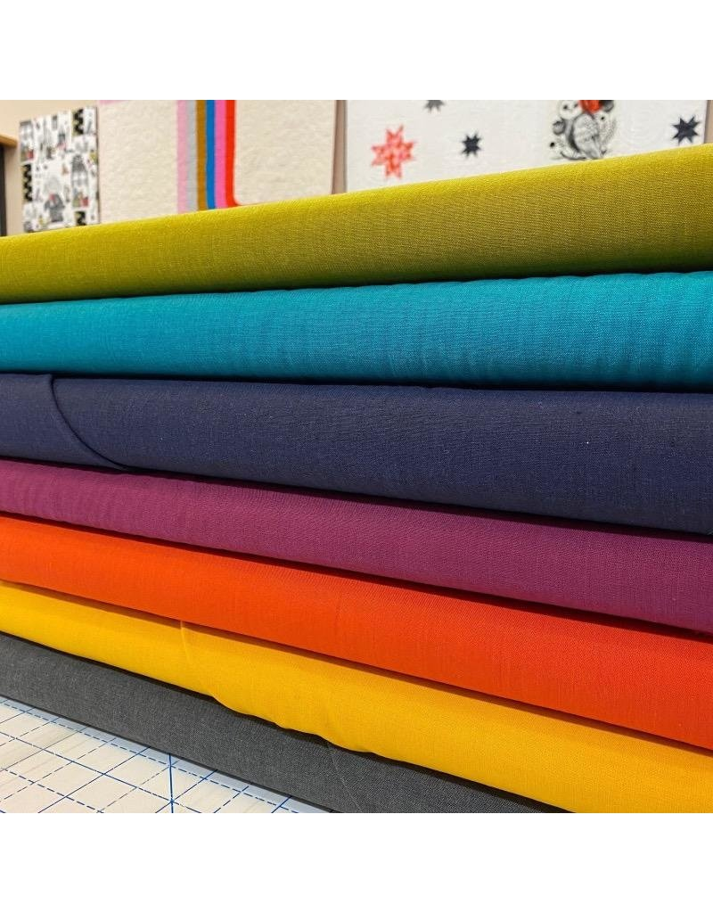 """Looper Quilt Kit - Fabric and layout notes to recreate the 80""""x80"""" quilt top created by Ari Cortes @polygirl"""