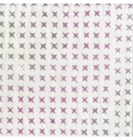 Alison Glass Stitched Handcrafted, Cross Stitch in Cloud, Fabric Half-Yards AB-9039-L