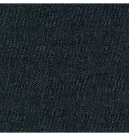 Robert Kaufman House of Denim Indigo Denim 8oz. in Black Washed,  Fabric Half-Yards I013-1604
