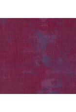 PD's Moda Collection Grunge in Boysenberry, Dinner Napkin