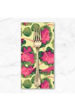 PD's Martha Negley Collection Veggies, Kale in Bright, Dinner Napkin