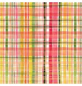 August Wren Falling for You, Fall Plaid in Multi, Fabric Half-Yards STELLA-DAW1577