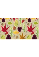 August Wren Falling for You, Autumn Leaves in Marzipan, Fabric Half-Yards STELLA-DAW1575