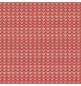 Alexia Abegg Warp and Weft Wovens, Mountain in Warm Red, Fabric Half-Yards RS4007 13
