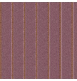 "Alexia Abegg Warp and Weft Wovens, Stitch in Lilac, Fabric Half-Yards RS4009 11 (ONE 26"" CUT REMAINING)"