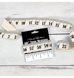 "Canvas 60"" Tape Measure, Measure Up, from Moda"