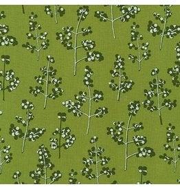Jennifer Sampou Winter Shimmer 2, Holly Berry in Holly, Fabric Half-Yards AJSP-19945-240