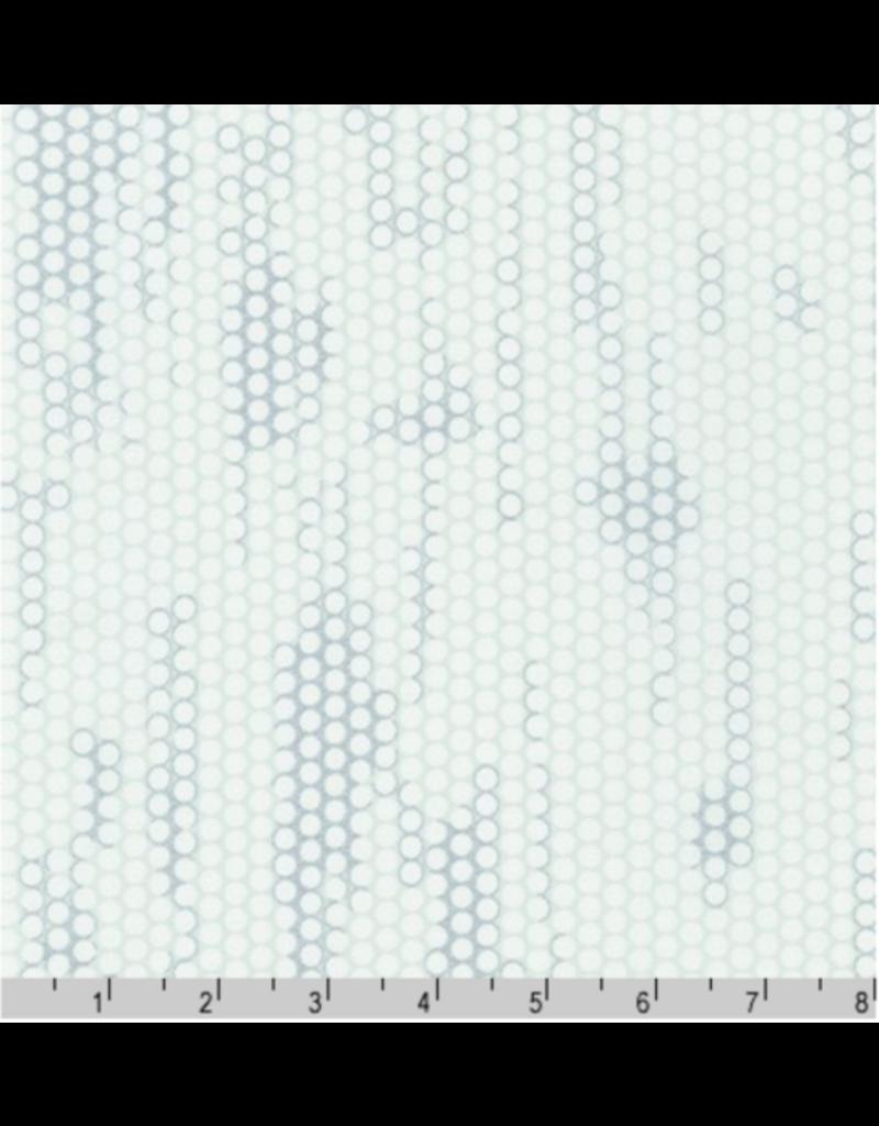 Jennifer Sampou Winter Shimmer 2, Shimmer in Frost, Fabric Half-Yards AJSP-19944-254