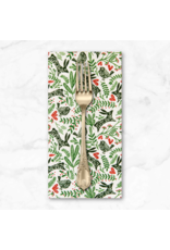Christmas Collection Winter Dreams, Best Buddies in Spruce, Dinner Napkin