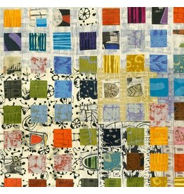 "Marcia Derse Curiosity, Field Guide: To Art History 101 in Multi, Fabric Half-Yards 51956D (32"" CUT REMAINING)"