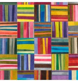 Marcia Derse Curiosity, Field Guide: To Palette in Multi, Fabric Half-Yards 51957D