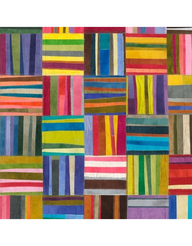 Marcia Derse Curiosity, Field Guide: To Palette in Multi, Fabric Half-Yards 51957D