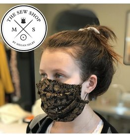 Custom Face Masks from Megan Selby