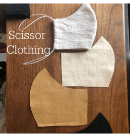 Custom Face Masks from Scissor Clothing