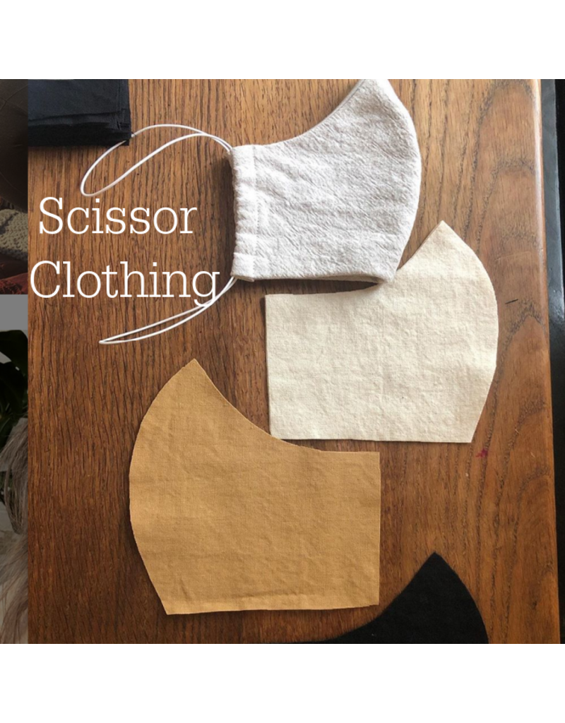 Custom Face Masks from Scissor Clothing