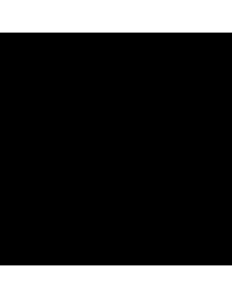 Robert Kaufman Kona Cotton in Black, Fabric Half-Yards K001-1019