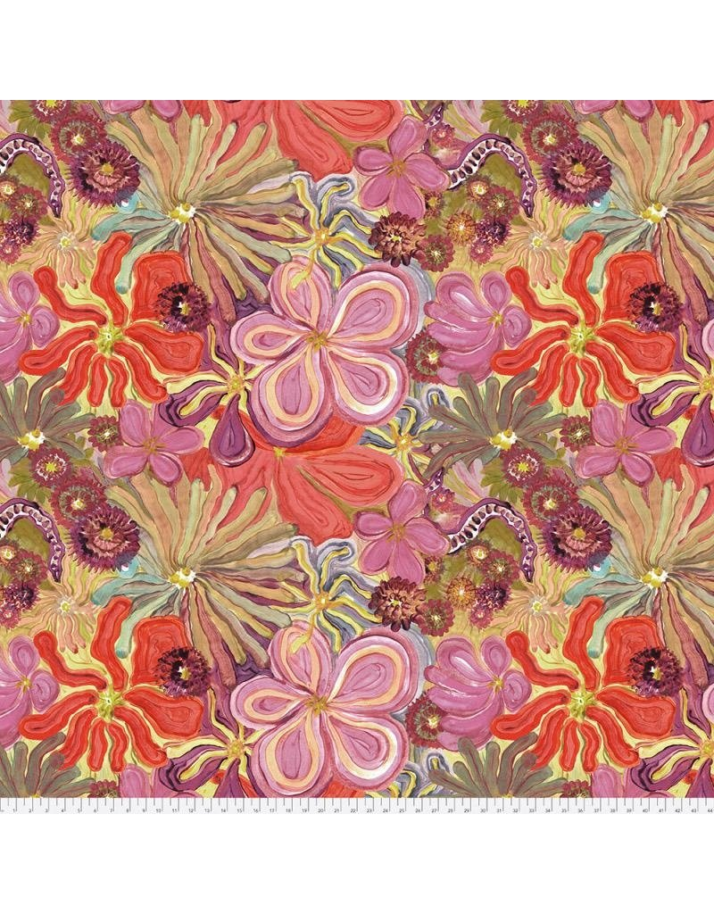 Free Spirit Fancy Free, Room For Me Too in Multi, Fabric Half-Yards PWDB009