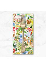Christmas Collection December to Remember, Home for the Holidays, Dinner Napkin