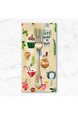 Christmas Collection December to Remember, Winter Drinks, Dinner Napkin