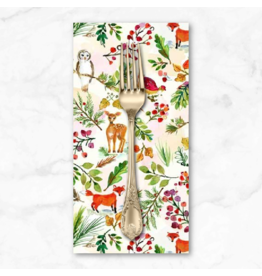 Christmas Collection December to Remember, Winter Wonderland, Dinner Napkin