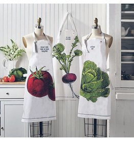 "BACK IN STOCK MID OCTOBER-Farm to Table, Apron in a Mason Jar ""Feelin' Good From My Head Tomatoes"""