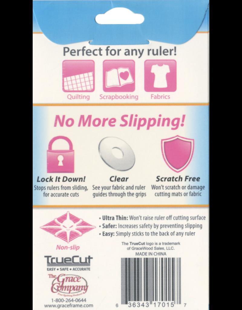 TrueCut TrueGrips Grippers for Rulers