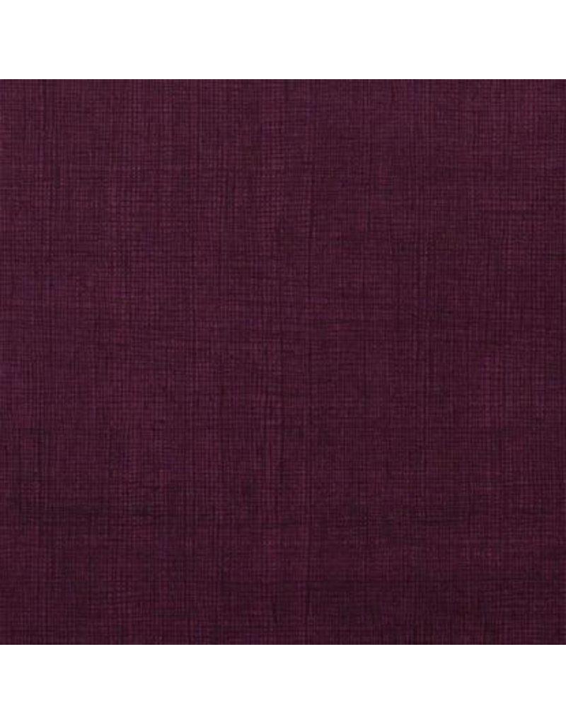 Alexander Henry Fabrics Heath in Eggplant, Fabric Half-Yards 6883 SR